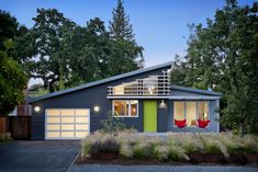 Exterior Photos Atomic Ranch Design, Pictures, Remodel, Decor and Ideas - page 2