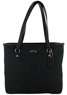 This beautiful bag features  Hand-finished leather trim and fabric, dual  handles, zip top closure, two s… c8f6d15aa2