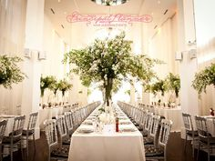 This beautiful wedding took place at Loft Hotel
