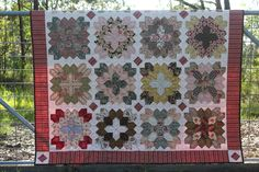patchwork of the crosses   the lucy boston quilt the quick version that is lucy in a hurry