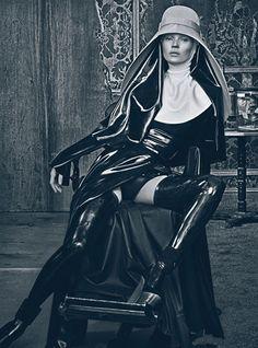 Kate Moss | Steven Klein | W Magazine March 2012 | 'Good Kate, BadKate' - 3 Sensual Fashion Editorials | Art Exhibits - Anne of Carversville Women's News