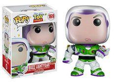 Funko Disney Toy Story 20º Aniversário Buzz Lightyear Boneco De Vinil Pop No Estoque
