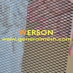 generalmesh 車のグリル用エキスパンドメタルメッシュ,アルミ製フロントグリルメッシュ黒 サイズ:(約)1000mm×330mm  メッシュサイズ:(約)縦6mm、横14mm  カラー:ブラック / 黒 ,シルバー /銀   材料 :アルミ製  特徴 :軽量、錆に強い、加工が簡単! Email : sales@generalmesh.com Skype: jennis01 WeChat: 13722823064