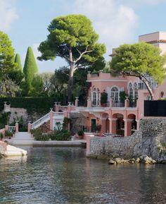 Provence, Wonderful Places, Beautiful Places, Cabana, Culture Of France, Saint Jean Cap Ferrat, French Riviera Style, Saint Martin Vesubie, Cagnes Sur Mer