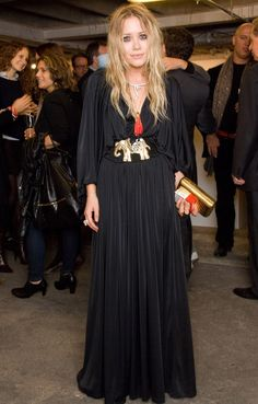 Kimono dress - Mary-Kate Olsen
