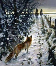 'Second Chance' by Mick Cawston (English 1959-2006)