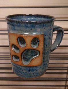 Handmade ceramic pottery coffee mug ceramic tea by PlayinMud420 #Ceramicpottery