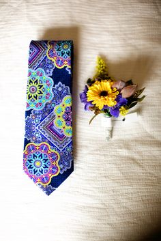 For the colorful guys in the wedding party!