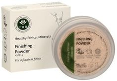 """PHB Ethical Beauty Poudre de Finition """"Mineral Miracles"""" SPF 15 