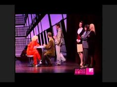 omg the whole show on youtube....legally blonde the musical! so happy i got to see this while it was still on broadway!