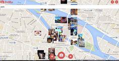 Instmap. Découvrez les photos #instagram prises autour de vous.