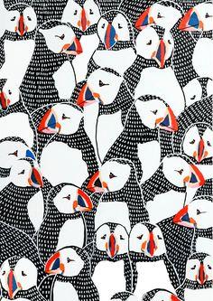 BIRDS BY JOHANNA BURAI