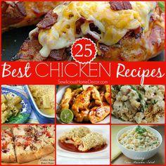 Best Chicken Dinner Recipes
