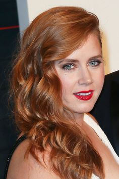 Pin for Later: Let These Celebrities Inspire Your Bridal Hairstyle Amy Adams