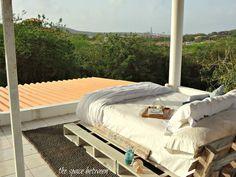Beach House Rooftop Bedroom