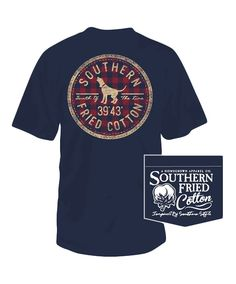 Southern Fried Cotton - Howlin on the Plain Tee