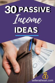 Looking for passive income? We collected 30 unique passive income ideas. income by VacayVisionary Read Cash From Home, Online Work From Home, Work From Home Tips, Make Money From Home, Make Money Online, How To Make Money, Passive Income Streams, Creating Passive Income, Turn Your Life Around