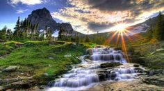 For all of you who love Nature, here is a wonderful collection of 20 Stunning Landscape Photos. They include all the beautiful scenery that Nature can offer Beautiful Waterfalls, Beautiful Landscapes, Beautiful Scenery, Beautiful Sunrise, Beautiful Images, Natural Waterfalls, Natural Scenery, Beautiful Morning, Beautiful Songs