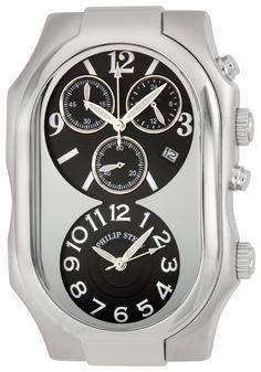 f0f373811fa Philip Stein Watches: Philip Stein Chronograph Watch 3-G-CRB: Stainless  steel