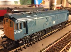 25 247 ( my replacement 9th one) by Hornby Acquired 18/07/15 @ Bluebell Toyfair