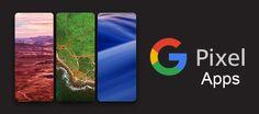 Download Google Pixel Stock Apps APK (Launcher, Camera, Gallery, Wallpaper Changer