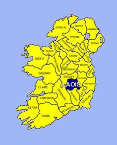 Laois, Ireland is the place for me!!