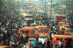 Lagos, Nigeria, Africa (2003)
