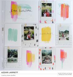 Paislee Press Artiste | Layout by Azzari Jarrett