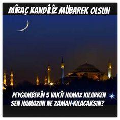 #MiraçKandili