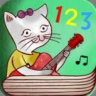 Appysmarts - Jazzy 123 - Learn to Count with Music Review. An app for 3 year olds for iPhone/iPod touch + iPad (universal app).