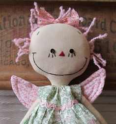 Rag doll angel- she just makes me smile <3