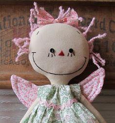 Rag doll angel