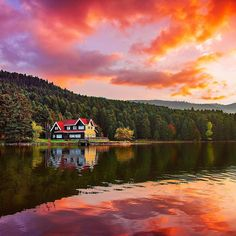 symphony of colors  Bolu - Golcuk by ilhan1077