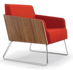 KI.com - Products - Lobby & Lounge - Lounge Seating - Lyra® Lounge Chair