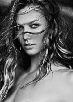 64b84d612fd Karlie Kloss Victoria s Secret Models Pose Nude In Stunning Black And White  Photos - Esquire