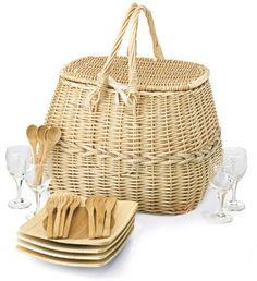 Eco-Friendly Picnic Basket 06/18/12