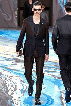 Louis Vuitton Fall 2014 Menswear Collection - Vogue