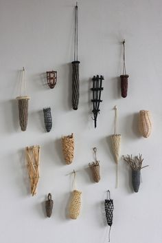 ∷ Variations on a Theme ∷ Collection of Mini Baskets, National Basketry Organization