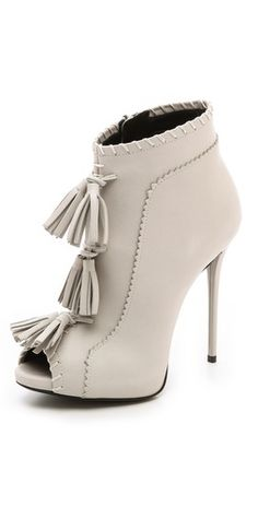 Giuseppe Zanotti Coline Leather Booties | SHOPBOP