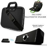 Black Cady Executive Leather Hard Cube Carrying Case with Shoulder Strap For The All New Kindle Fire HD 8.9 inch Android Tablet by Amazon + A Top Of The Line HD Bluetooth Speaker with Incredible Bass Mid High Sounds, Crystal Clear Beats, Plays Up to 10hr Non Stop with Build In Subwoofer - http://www.kindlebooktohome.com/black-cady-executive-leather-hard-cube-carrying-case-with-shoulder-strap-for-the-all-new-kindle-fire-hd-8-9-inch-android-tablet-by-amazon-a-top-of-the-line-hd