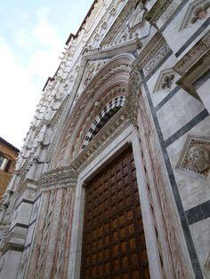 """""""Battistero di San Giovanni"""", Siena Italia (Marzo)"""