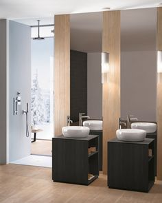 Fluid by Cielo | #design Marco Piva #bathroom