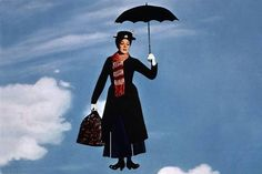 Will 'Mary Poppins Returns' Unmask the Evil of a Domestic Demi-God? - On the surface, Mary Poppins seems practically perfect in every way. But what if there's something more sinister going on with this supernatural nanny? Julie Andrews, Good Family Films, Saving Mr Banks, Mary Poppins 1964, Pictures Of Mary, Spiderman, Nanny Jobs, Star Wars, Vintage Halloween