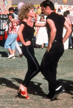 Grease (1978), yes , there was a line around the block to get tickets...
