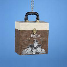 #BE2133 #THEBEATLES #RECORDCASE #beatlesornaments
