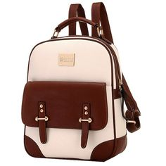 Tinksky Women Backpack Shoulder Bag Travel Bag Ladies Leather Vintage  School Bag  Amazon.co.uk  Luggage 344478d9cccab