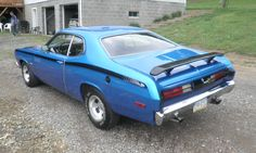 plymouth duster | Reader's Rides: Steven Mick's 1972 Plymouth Duster
