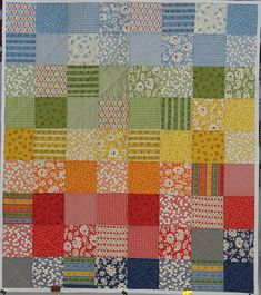 Aaron likey, me too.  Hey @Manderly Ringor, this is another shot of that same quilt...