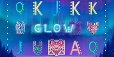 Play Glow Slot machine for Free