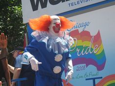 Bozo the Clown Character | recent photo of Bozo the Clown.